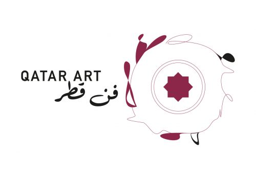 Logo design, Qatar Art