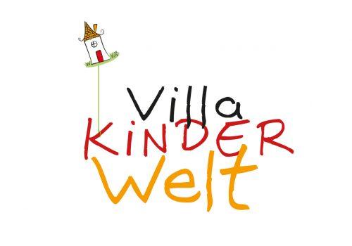 Logo design, Villa Kinderwelt
