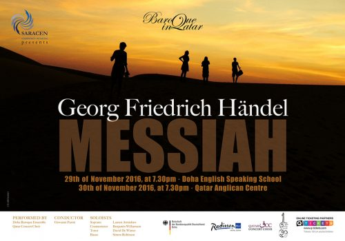 "Konzert ""Messiah"""