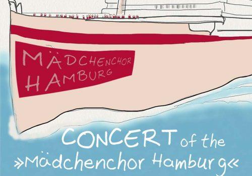 "Choir concert ""Mädchenchor Hamburg"""