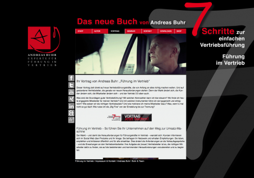 Andreas Buhr, 7 Schritte