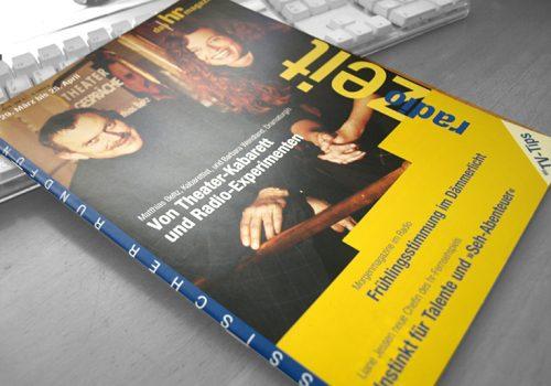 Hessischer Rundfunk, Print