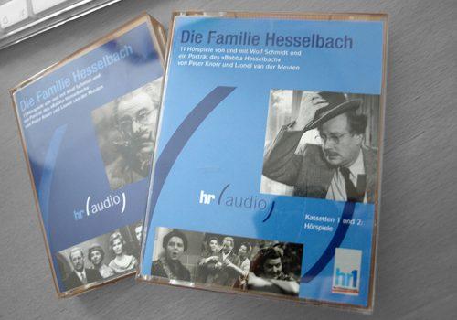 Hessischer Rundfunk, Audio