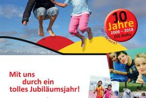 Jubiläumsbuch Deutsche Internationale Schule Doha
