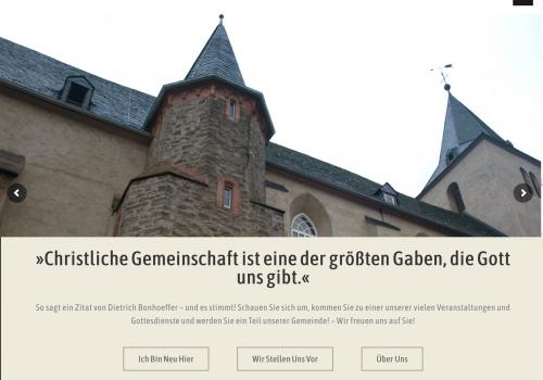 Ev. Kirchengemeinde Dillenburg